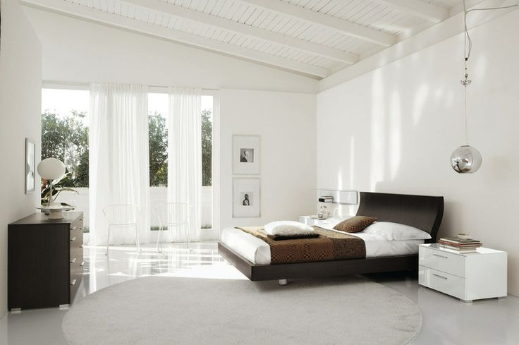 beadboard on the ceiling coastal casual bedrooms