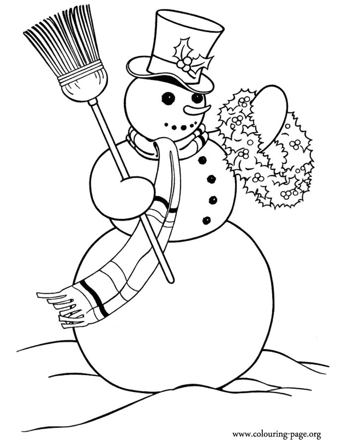 google images christmas coloring pages - photo#2