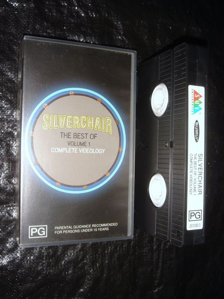 Silverchair the best of volume i complete videology vhs video