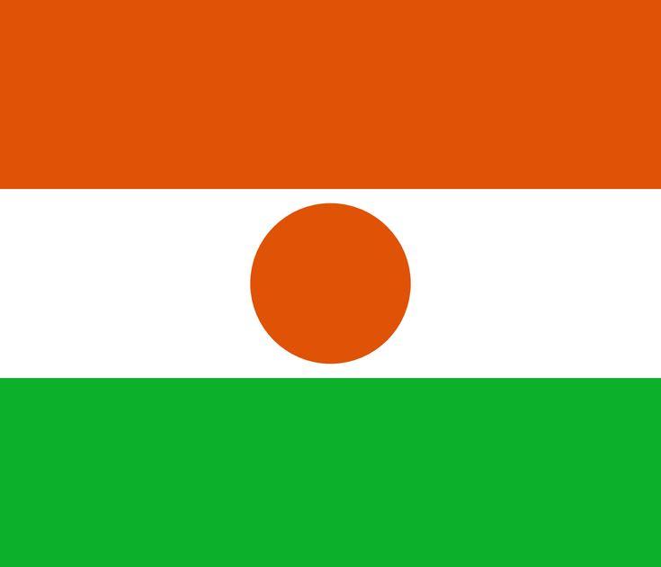 Niger Flag | National Flags | Pinterest