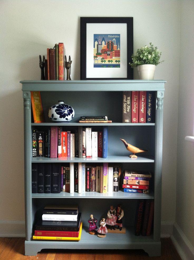 pinterest painted bookshelves likewise - photo #19