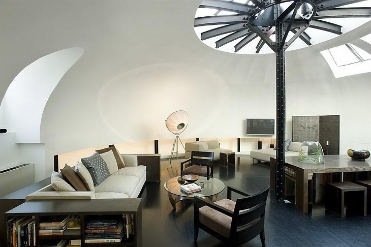 New York Loft Apartment Houseidea IN RESIDENCE Pinterest