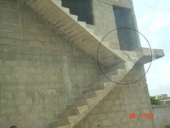 architecture gone haywire