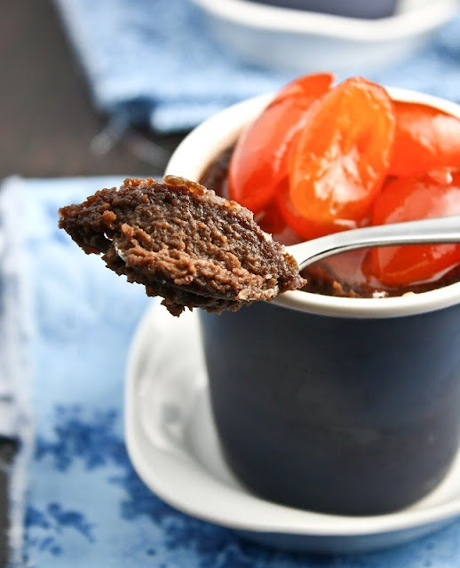 ... -Orange Pots de Creme | Food: Dessert (Pudding, Mousse, Pot