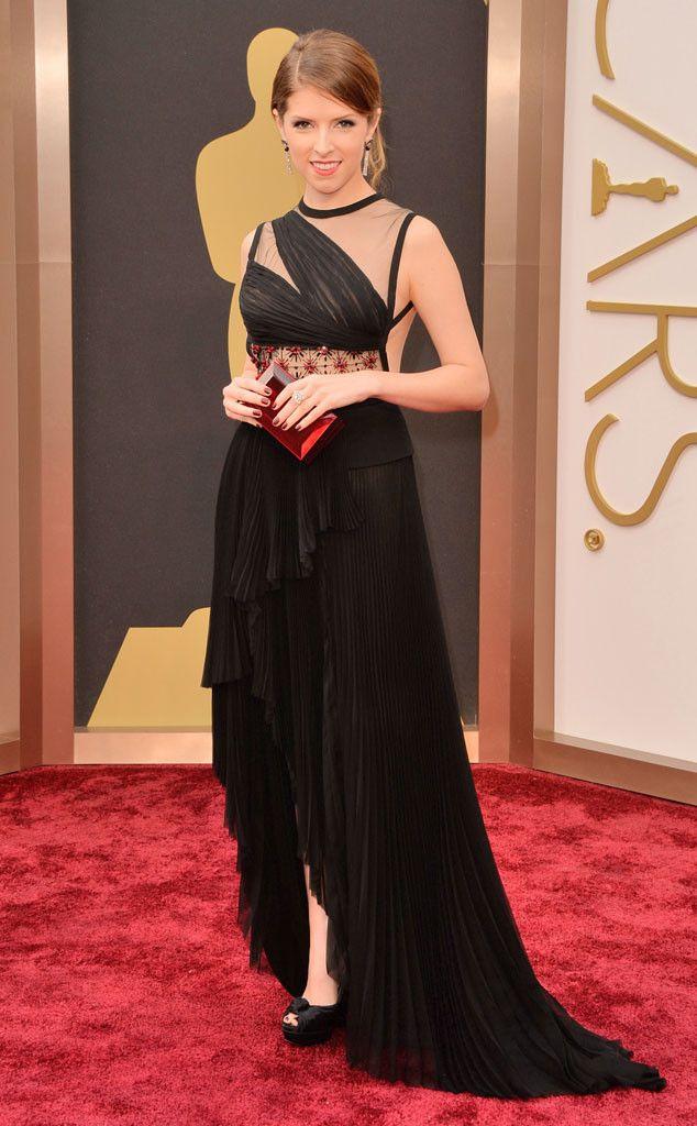 Anna Kendrick from 2014 Oscars Red Carpet Arrivals | E! Online--J. Mendel