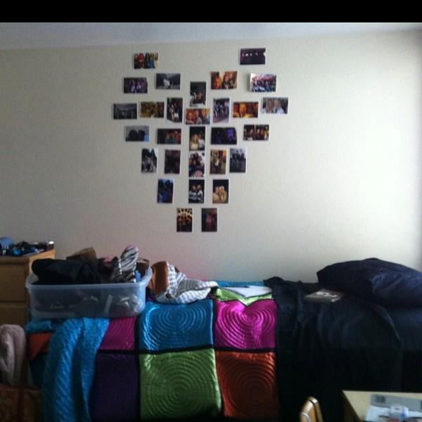 Pin by Marist College on Fun Dorm Ideas  Pinterest ~ 041849_Nifty Dorm Room Ideas