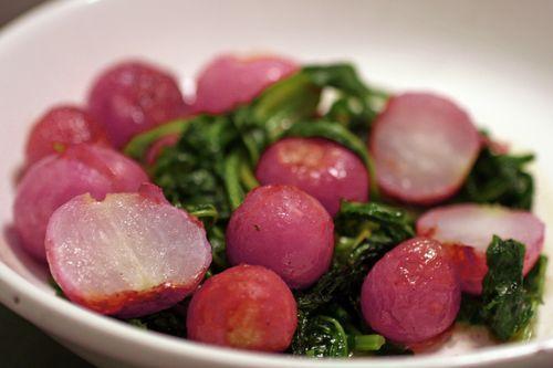 Roasted radishes | Favorite Recipes | Pinterest