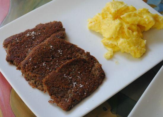 Gluten free - Scrapple Sounds a little like a meatloaf..