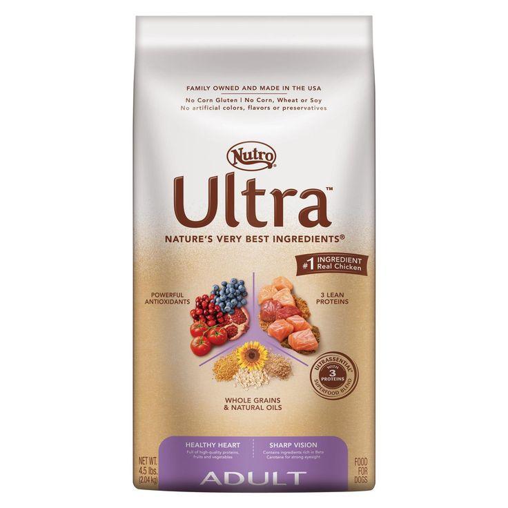 Nutro Ultra Small Breed Adult Dog Food
