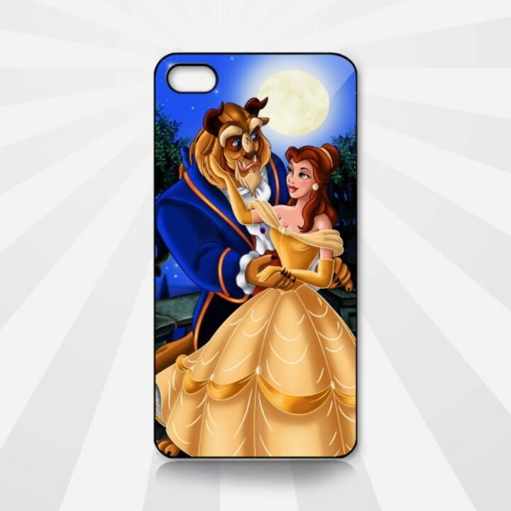 Beauty and the beast : Cell phone covers.. : Pinterest