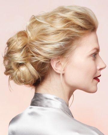 Diy loose curls updo hair beauty pinterest