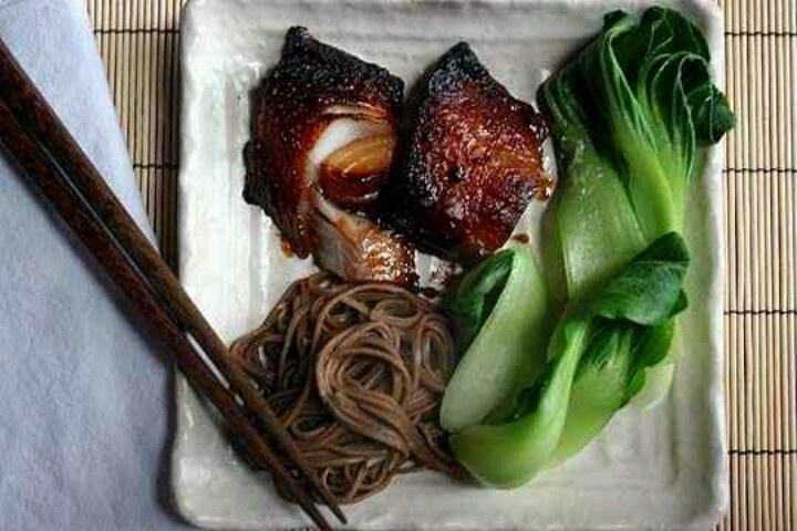 Nobu's Miso Black Cod | om nom nom | Pinterest