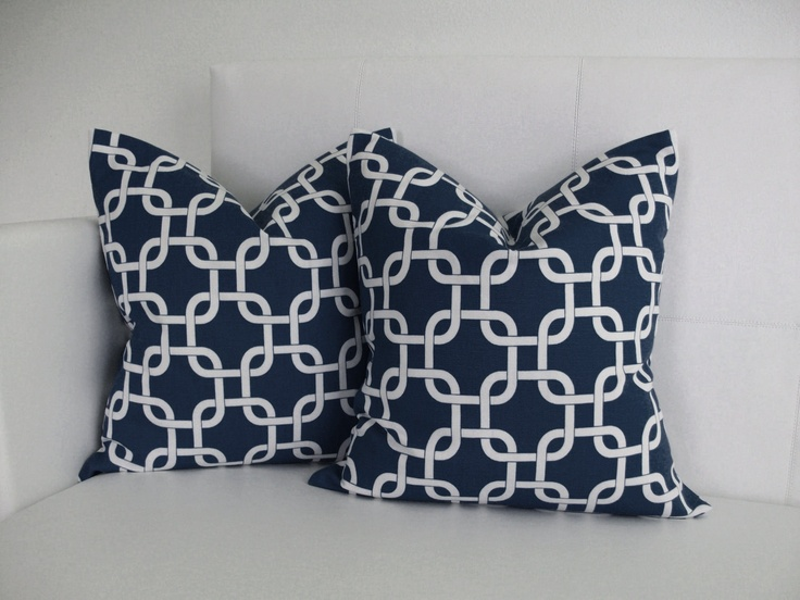 Pin by Jessica Smith on Navy Blue, Ivory, Taupe Bedroom Pinterest
