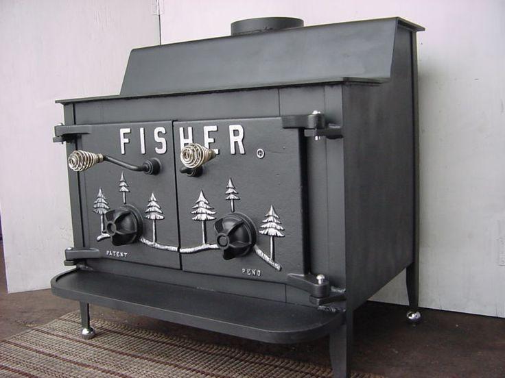 Fisher Stoves : Fisher+Grandma+Bear+Wood+Stove Fisher Grandpa Bear  Home Ideas ...