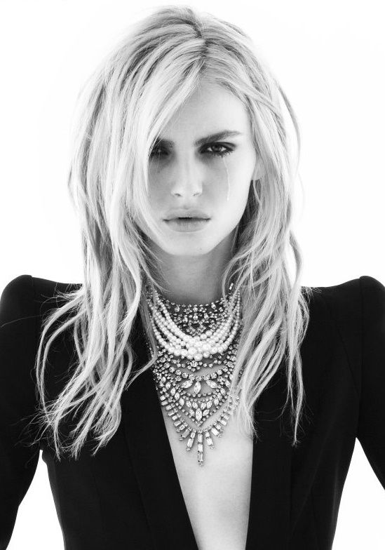 Andrej Pejic. Yes. A GUY. naturally. NOT surgically enhanced what so ever.