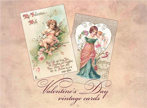 st valentine's day cards pinterest