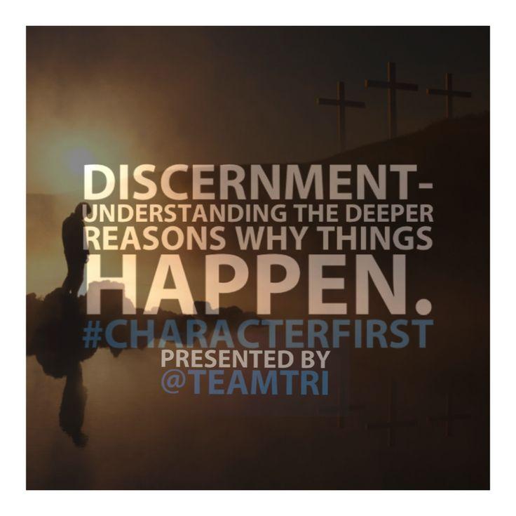 Discernment Quotes Inspiration Quotesgram