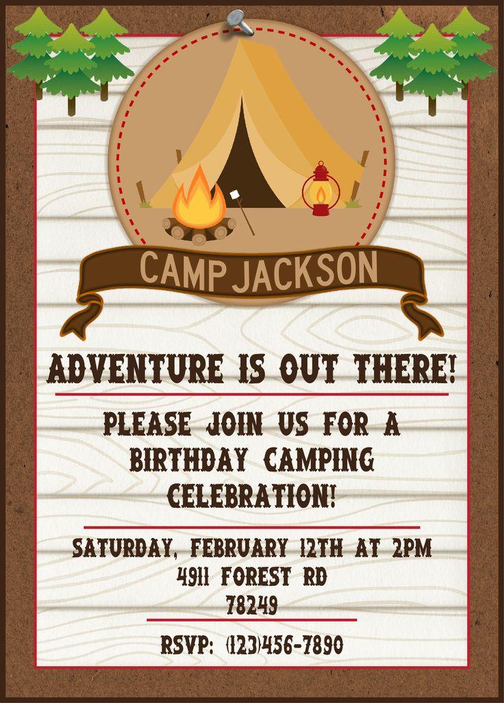 bonfire party invitations free printable as perfect invitations ideas - Bonfire Party Invitations