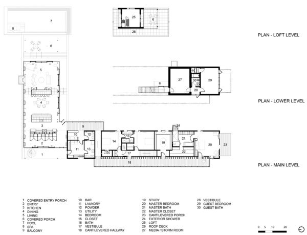 L Shaped Floor Plan Live In This Pinterest