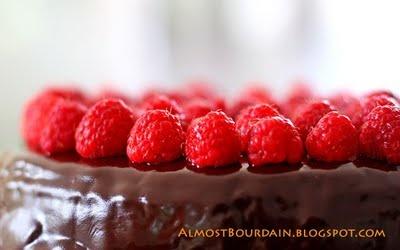 Belinda Jeffery's Flourless Chocolate, Pecan and Raspberry Torte. My ...