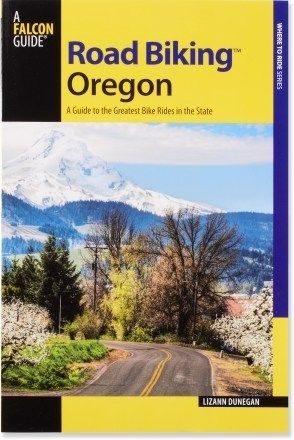 FalconGuides Road Biking: Oregon - 2nd Edition