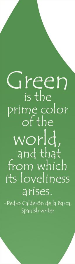 quotes about the color green quotesgram