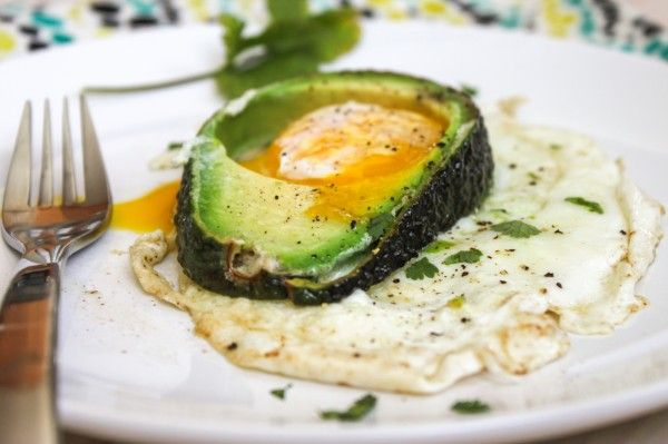 Avocado And Fried Egg Breakfast Pita Recipes — Dishmaps
