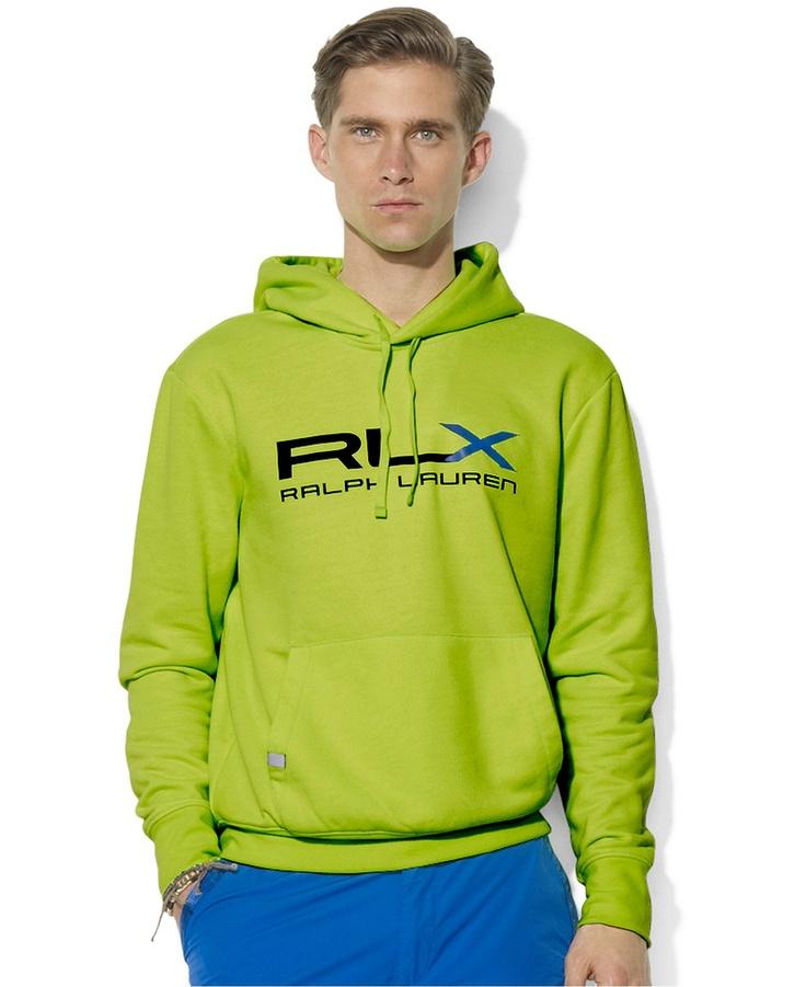 Polo Ralph Lauren Hoodie, Track Fleece Pullover Hoodie - Hoodies ...: pinterest.com/pin/98445941827249339