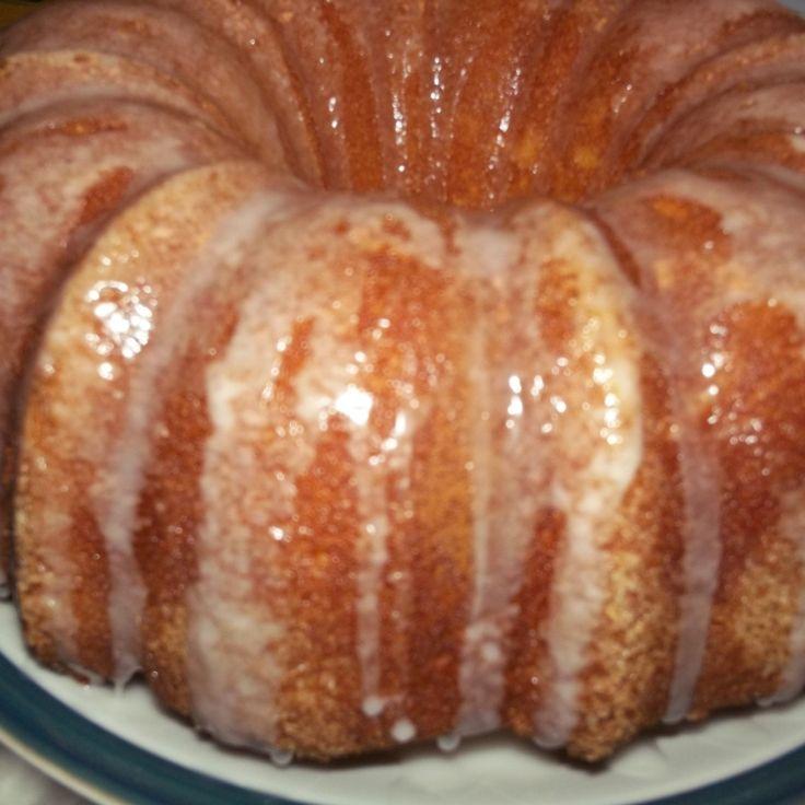 Duncan Hines Lemon Bundt Cake Recipe