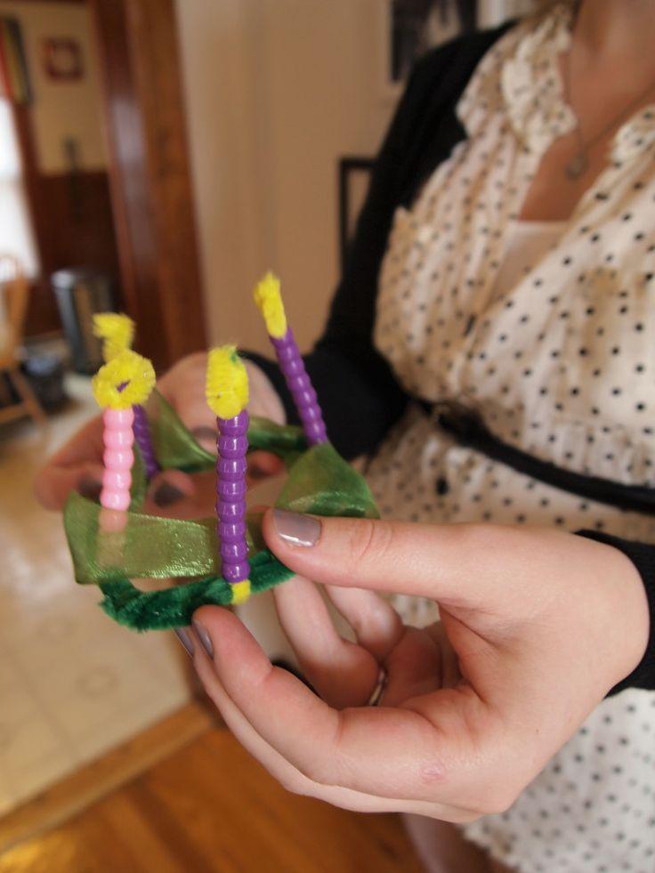 Advent wreath craft church preschool crafts ideas pinterest