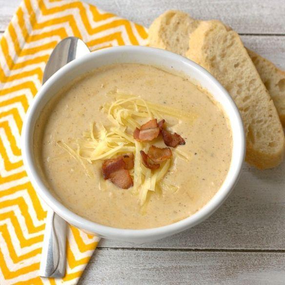 Roasted Cauliflower Soup | Recipe