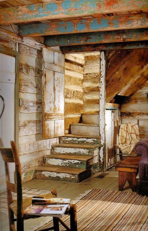 A Very Old Cabin Favorite Places Spaces Pinterest