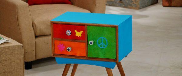 Reciclado de muebles | Utilísima | Ideas para el hogar | Pinterest