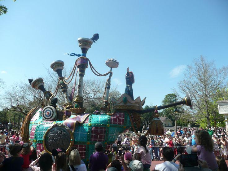 Merida Festival of Fantasy Parade