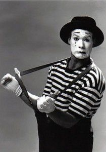 DIY Halloween Costumes: Mime | cable car couture