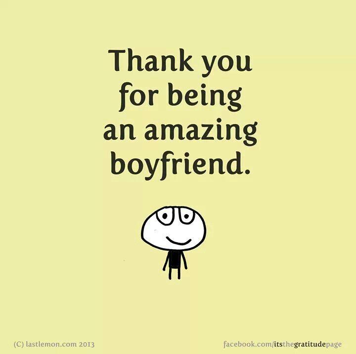 My Amazing: Quotes My Boyfriend Is Amazing. QuotesGram