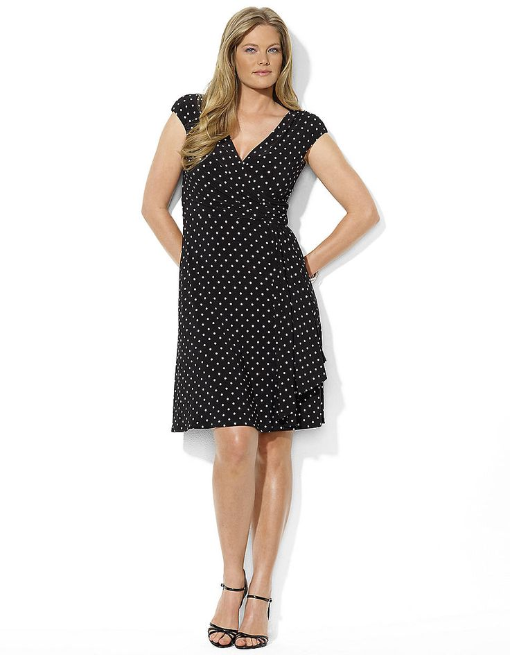 plus length dresses jcpenney