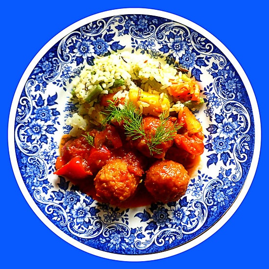 Hungarian Meatballs | My Creations | Pinterest