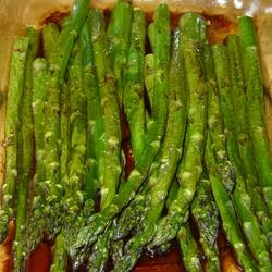 Baked Asparagus with Balsamic Butter Sauce Recipe - Allrecipes.com
