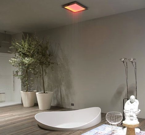Shower Bath With Heat Lamp La Toilet Pinterest