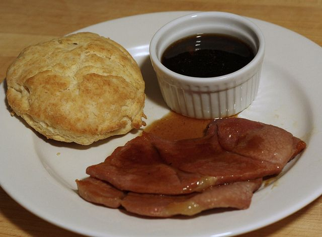 Country Ham With Red Eye Gravy. (1) From: Communal Skillet (2) Webpage ...