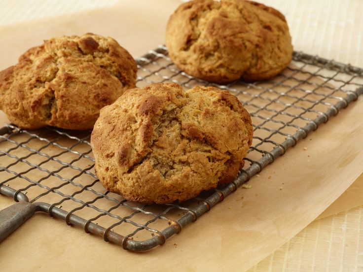 Whole-Wheat Biscuits | Recipe