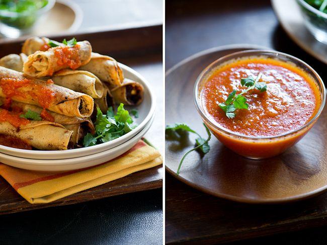 crispy shrimp tacos | My Traditions | Pinterest