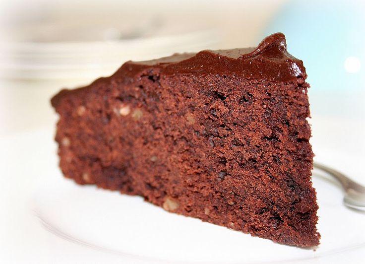 PASTEL MISSISSIPPI MUD (Mississippi Mud Cake)