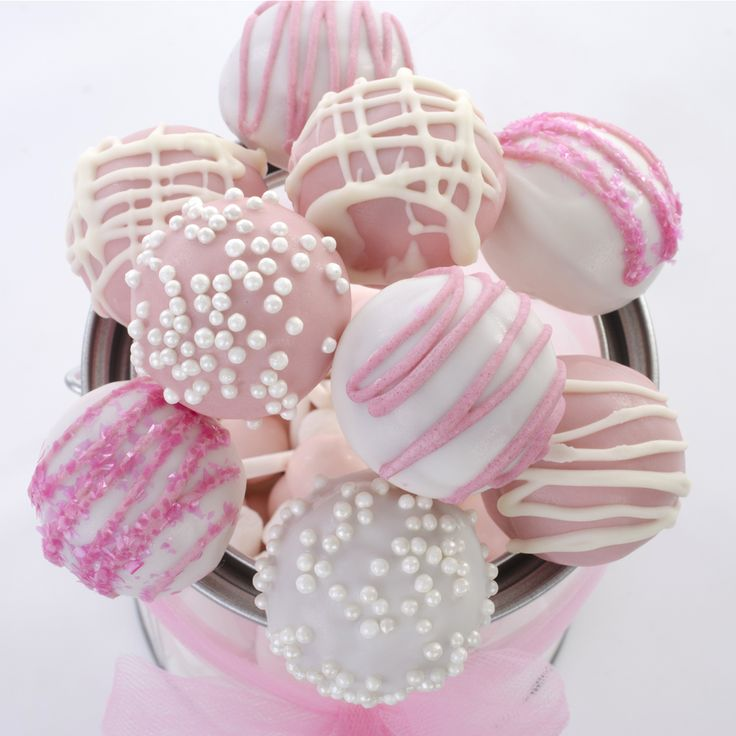 Cake Pop Decorating Made Easy : Cute ideas for decorating cake pops yummy Pinterest