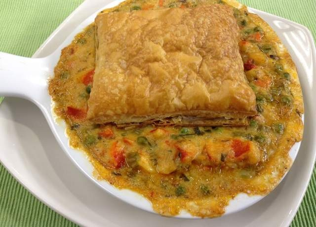 Lobster Pot Pie | Recipes to try | Pinterest