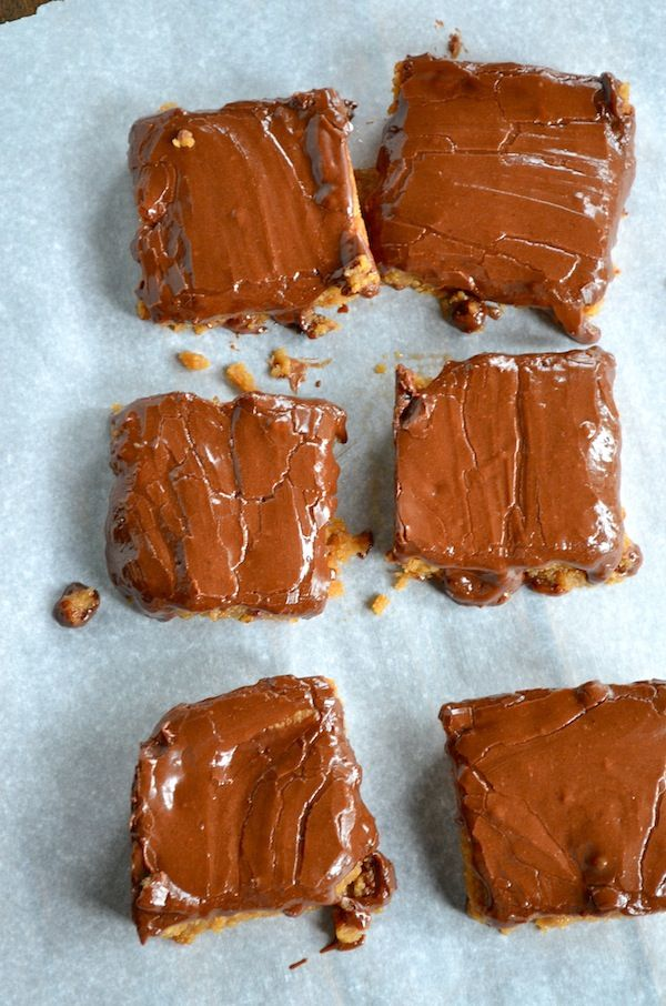 More like this: peanut butter , peanuts and chocolate frosting .