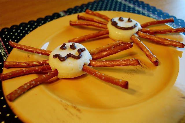 halloween treats no cooking