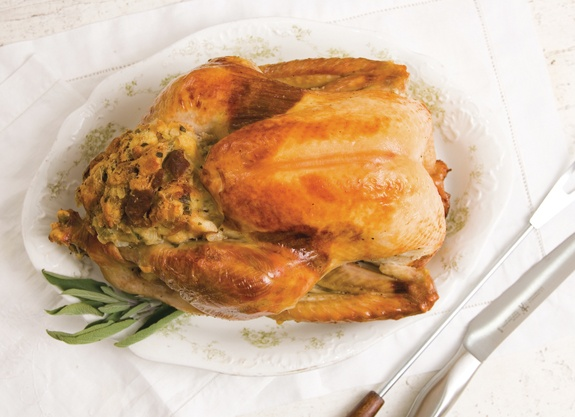 to roast a brined turkey perfect roast turkey recipe pam anderson food ...