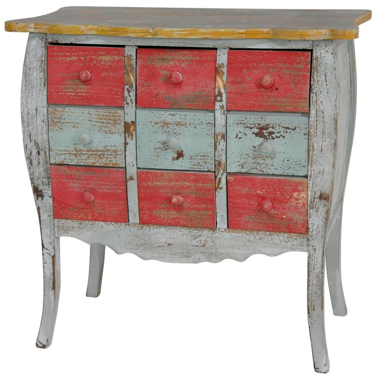 distressed red furniture bing images pinterest